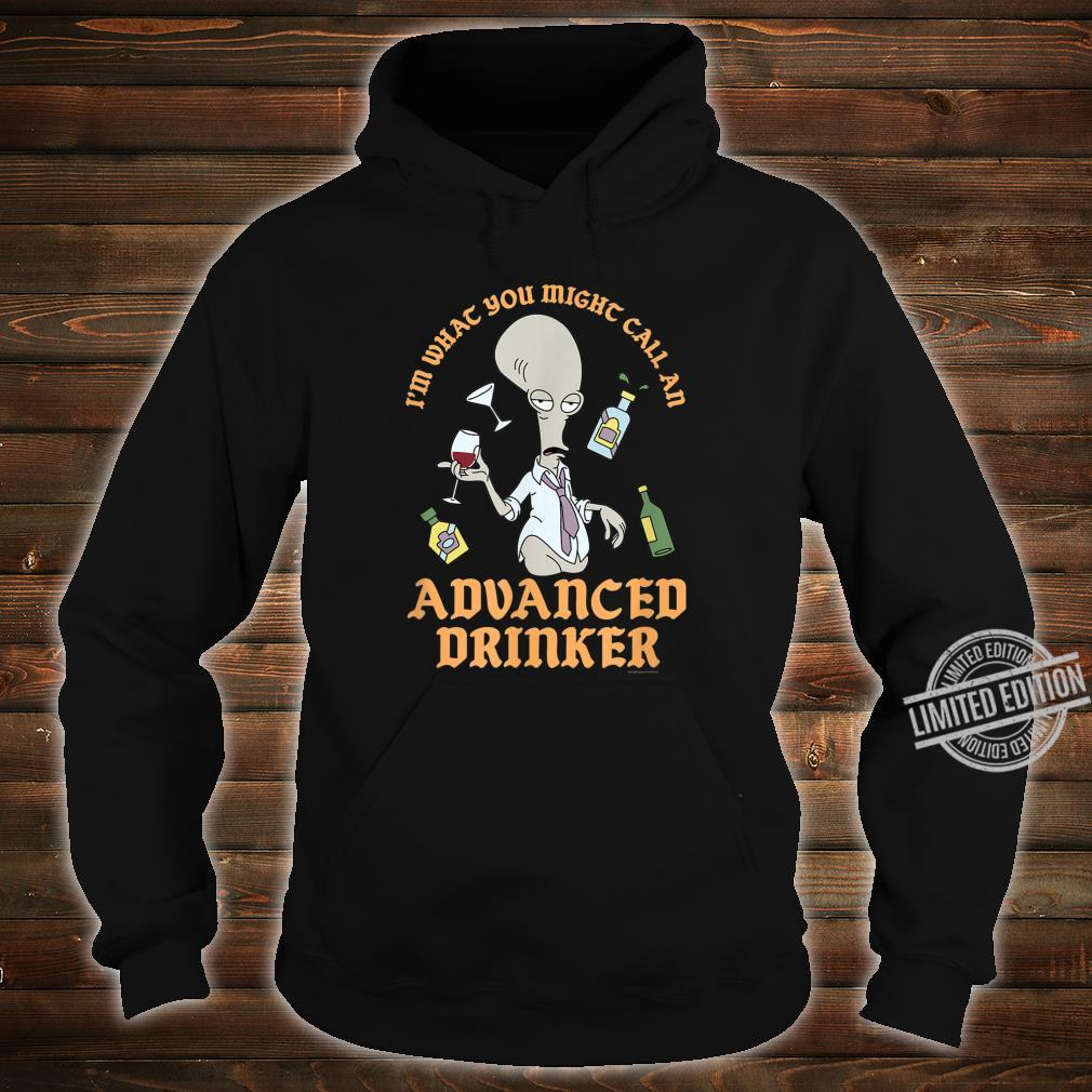 American Dad Advanced Drinker Shirt hoodie