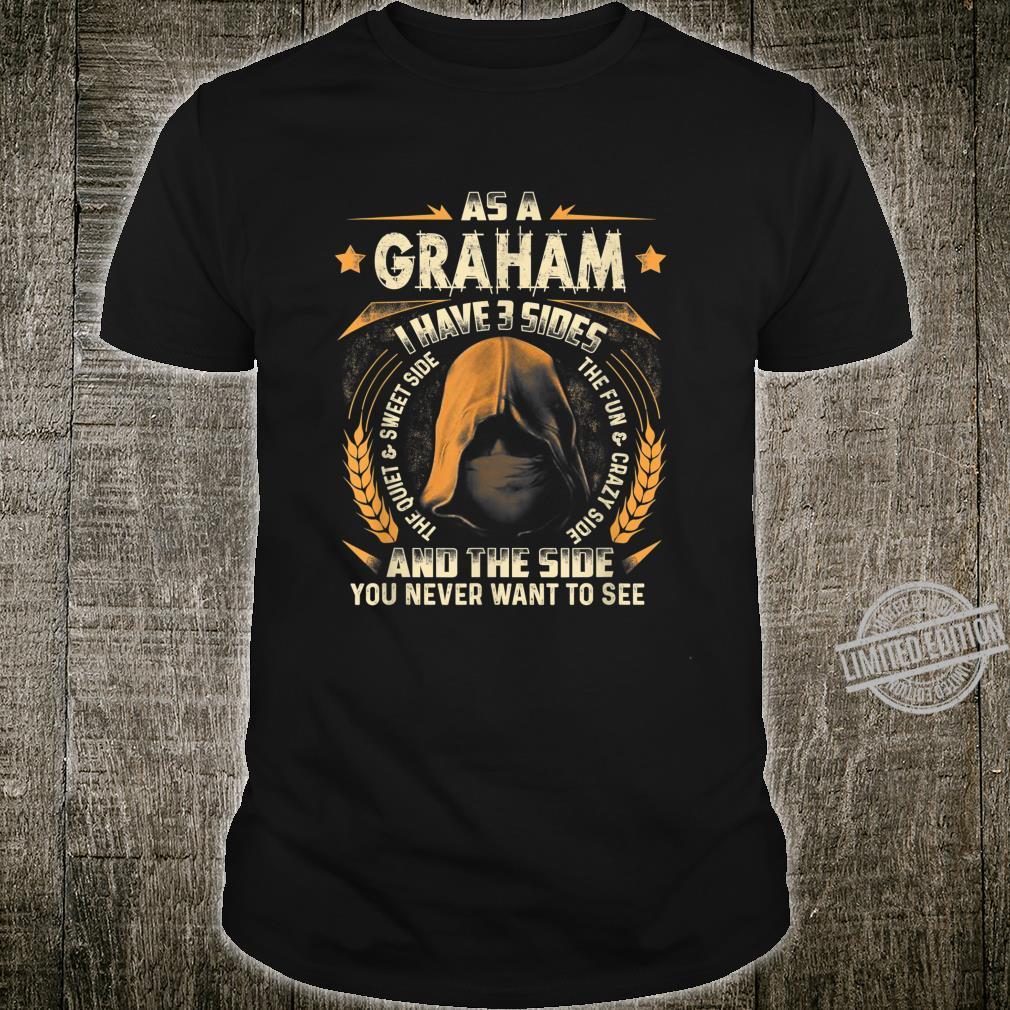 Best For GRAHAM GRAHAM Named Shirt