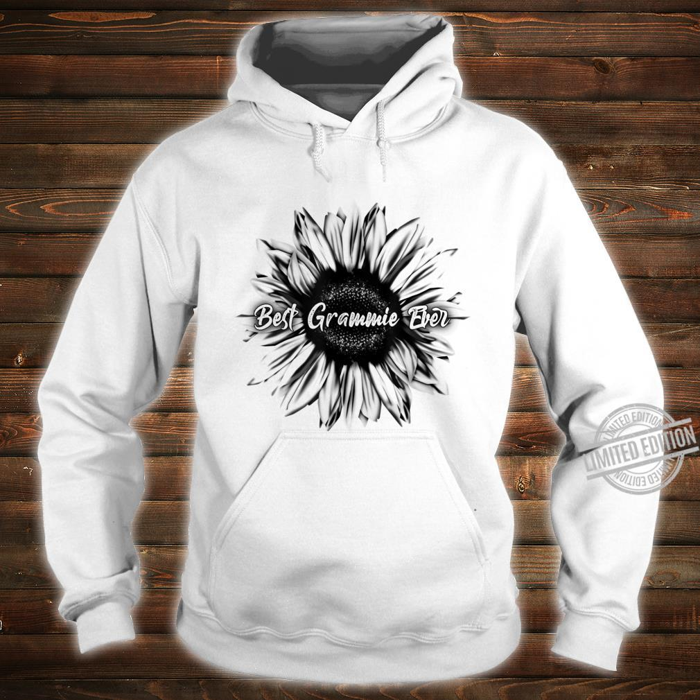 Best Grammie Ever Sunflower Mothers Day Shirt hoodie