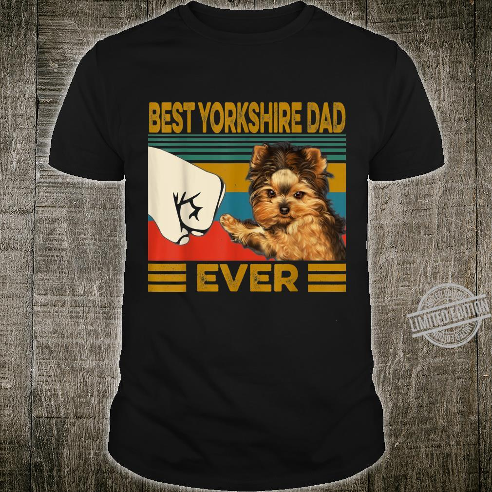 Best Yorkshire Dad Ever Shirt