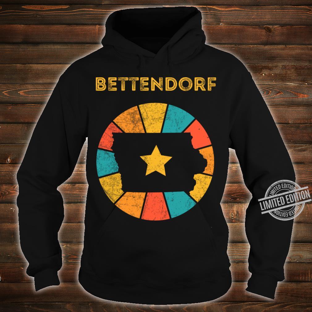 Bettendorf Iowa Shirt hoodie