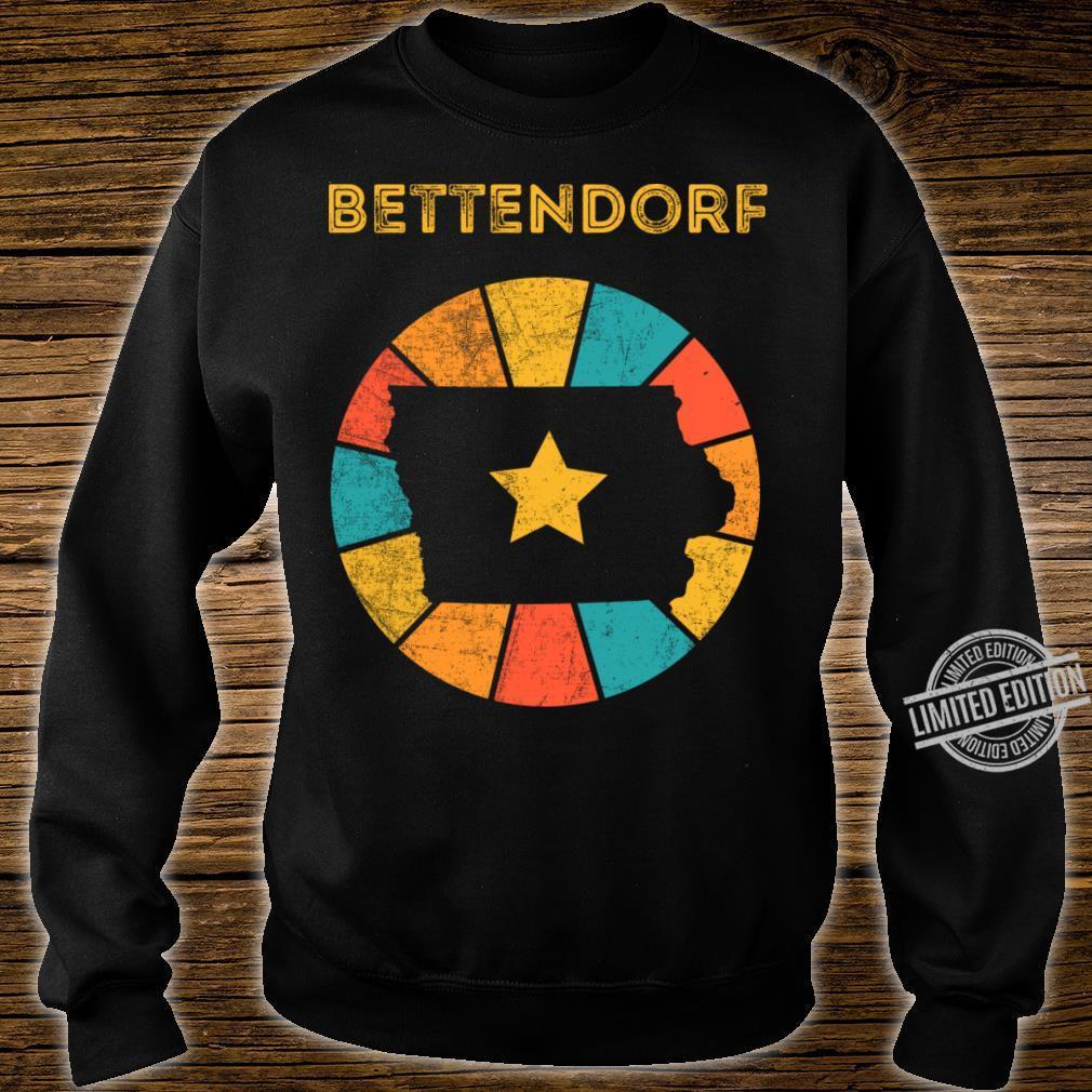 Bettendorf Iowa Shirt sweater