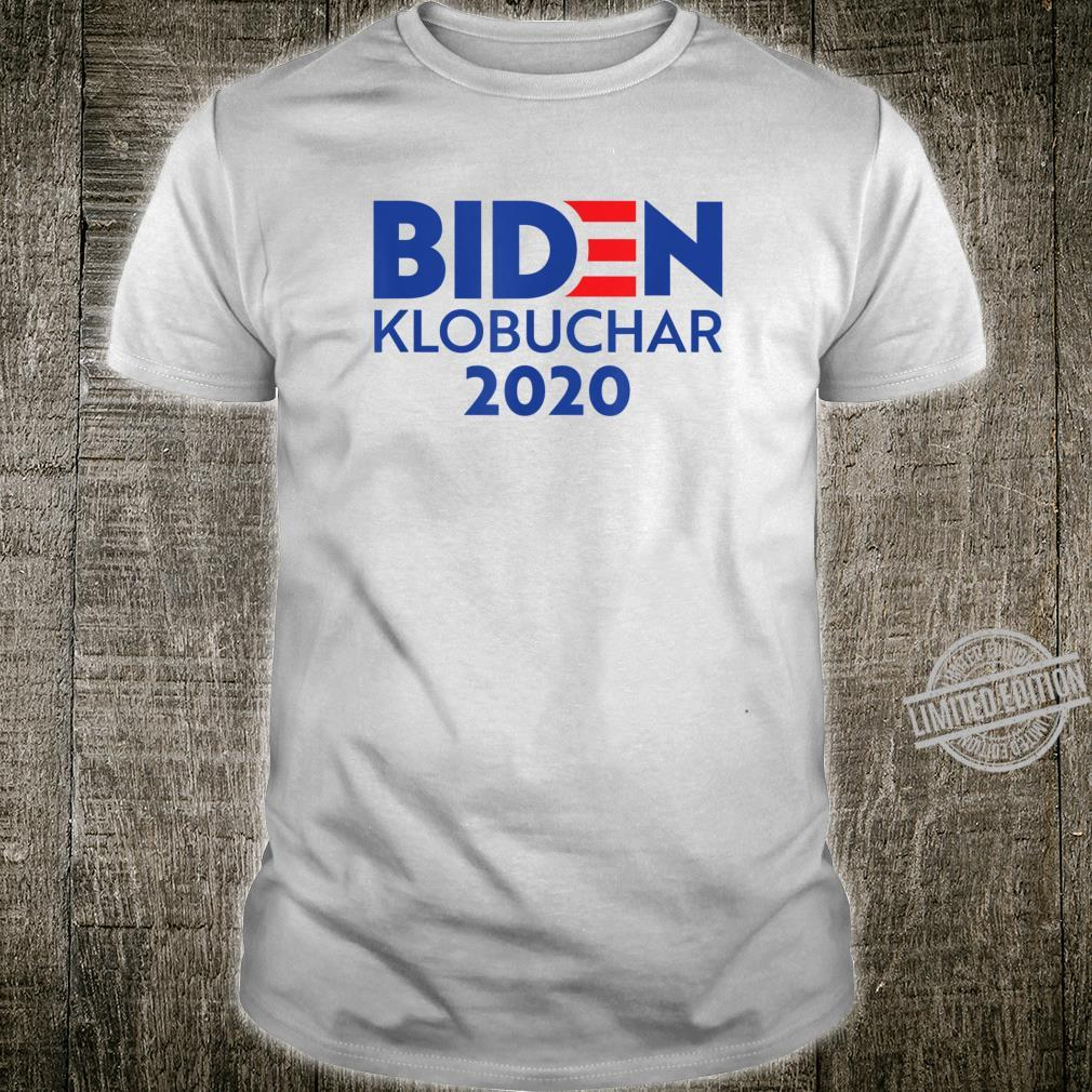 Biden Klobuchar 2020 Shirt