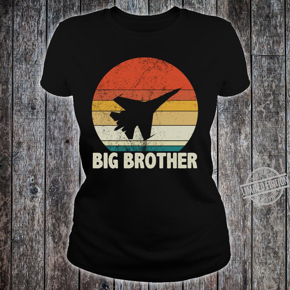 Big Brother Crewneck Shirt ladies tee