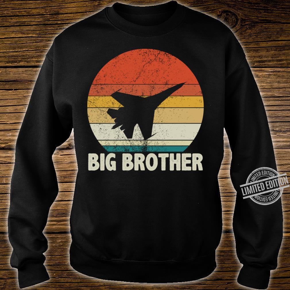 Big Brother Crewneck Shirt sweater