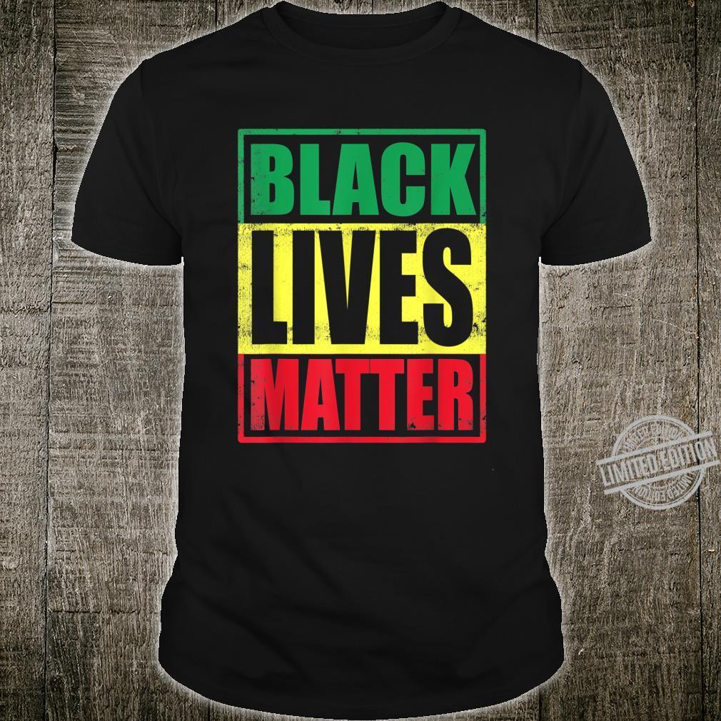 Black Lives Matter Political Protest Shirt Shirt
