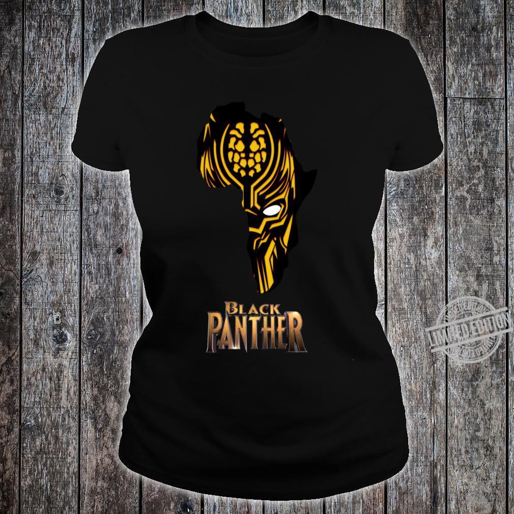 Black Panther Shirt ladies tee