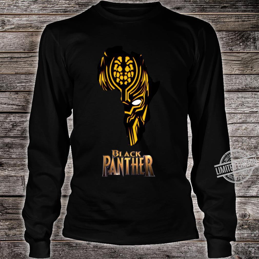 Black Panther Shirt long sleeved