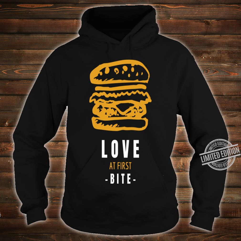 Burger Shirt hoodie
