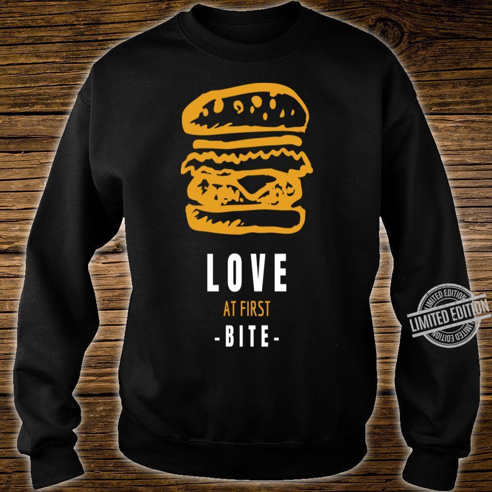 Burger Shirt sweater
