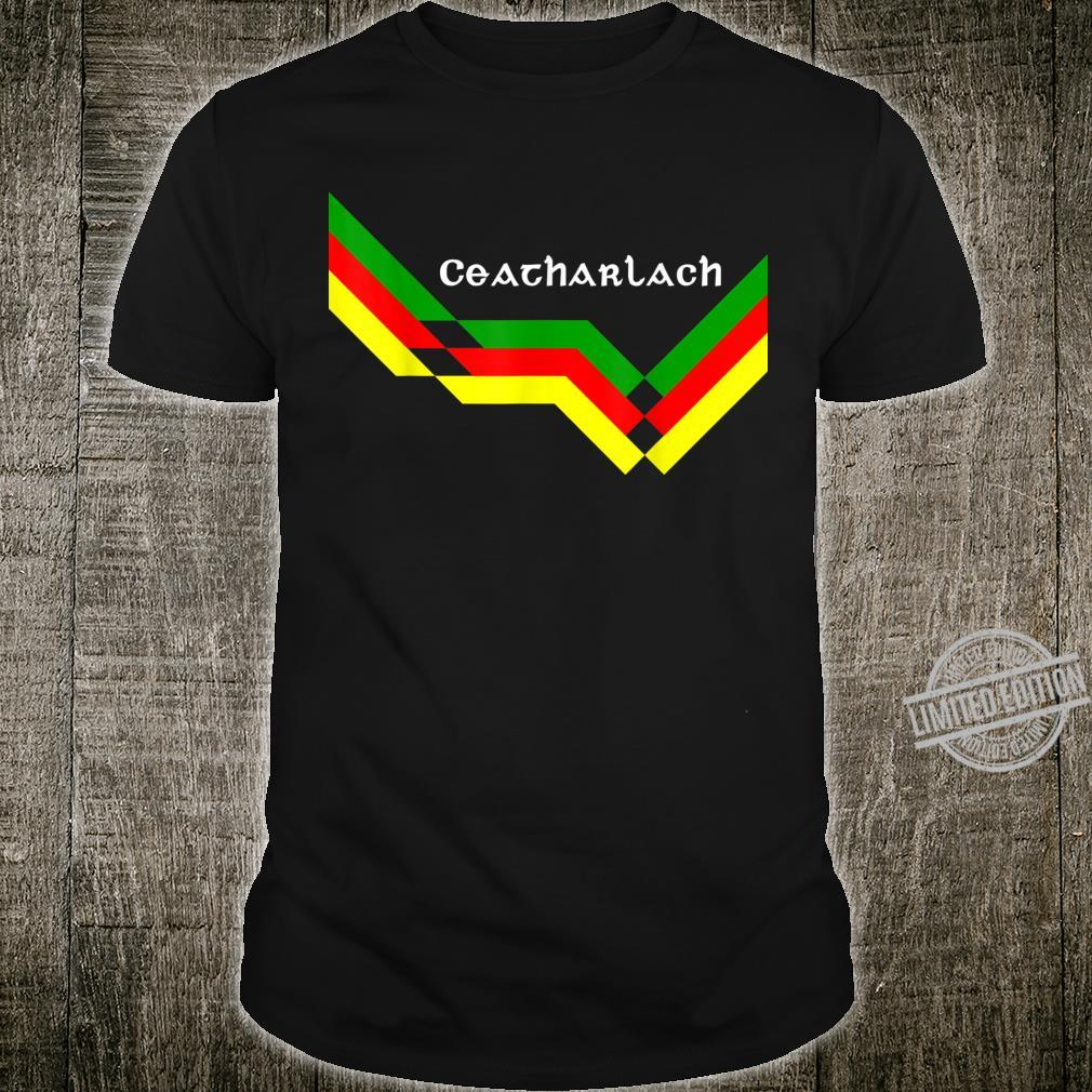 Carlow Ireland football hurling county colours for fans Shirt