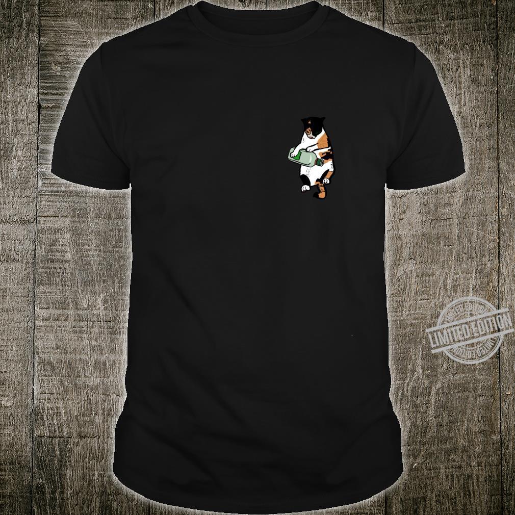 Cat drinking Shirt
