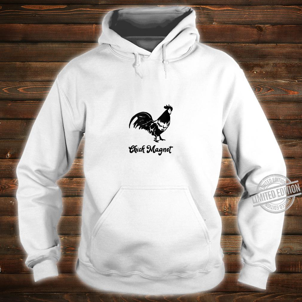 Chick Magnet Roster Shirt hoodie