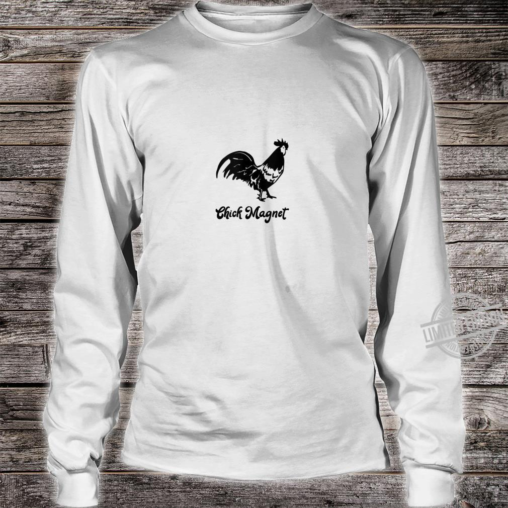 Chick Magnet Roster Shirt long sleeved