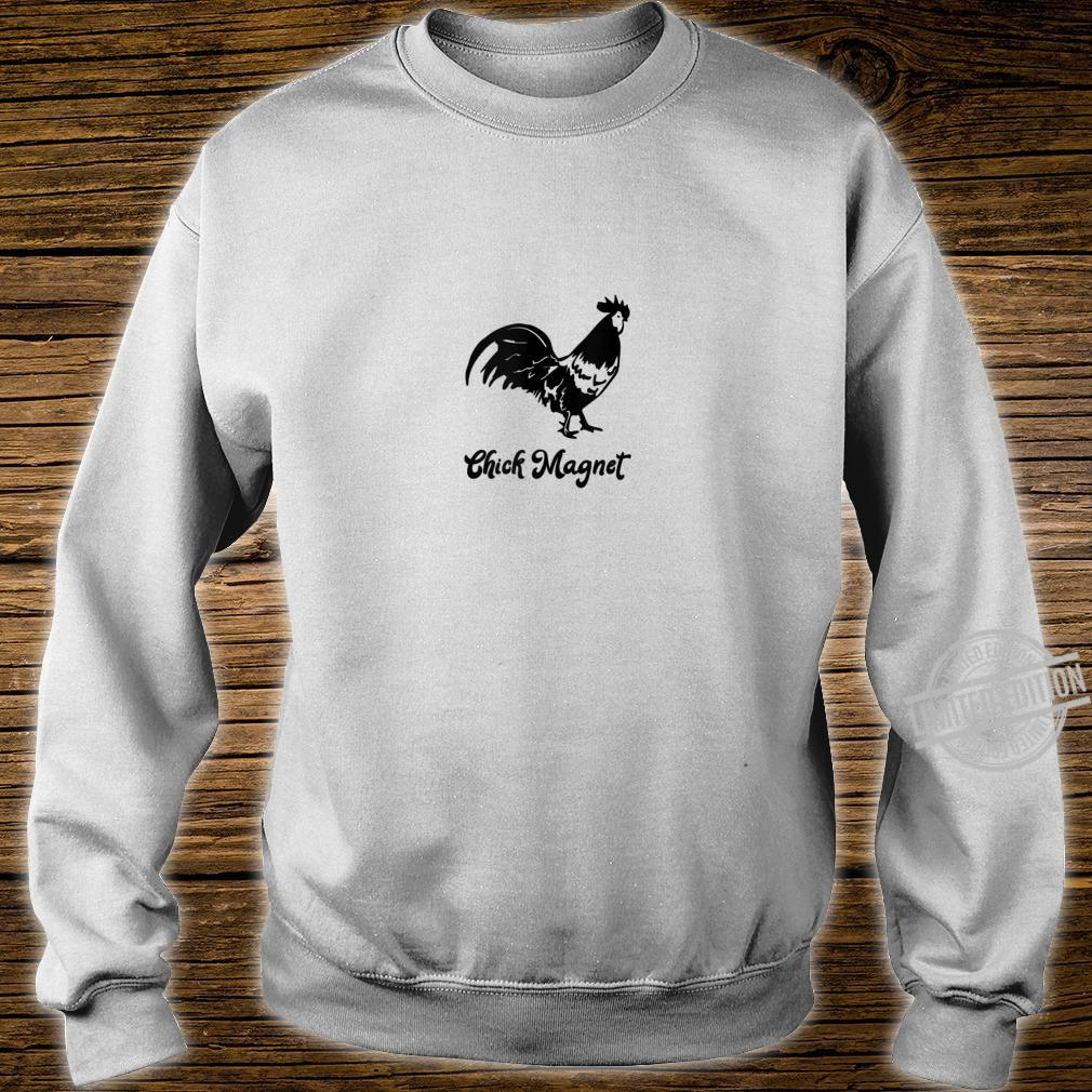 Chick Magnet Roster Shirt sweater
