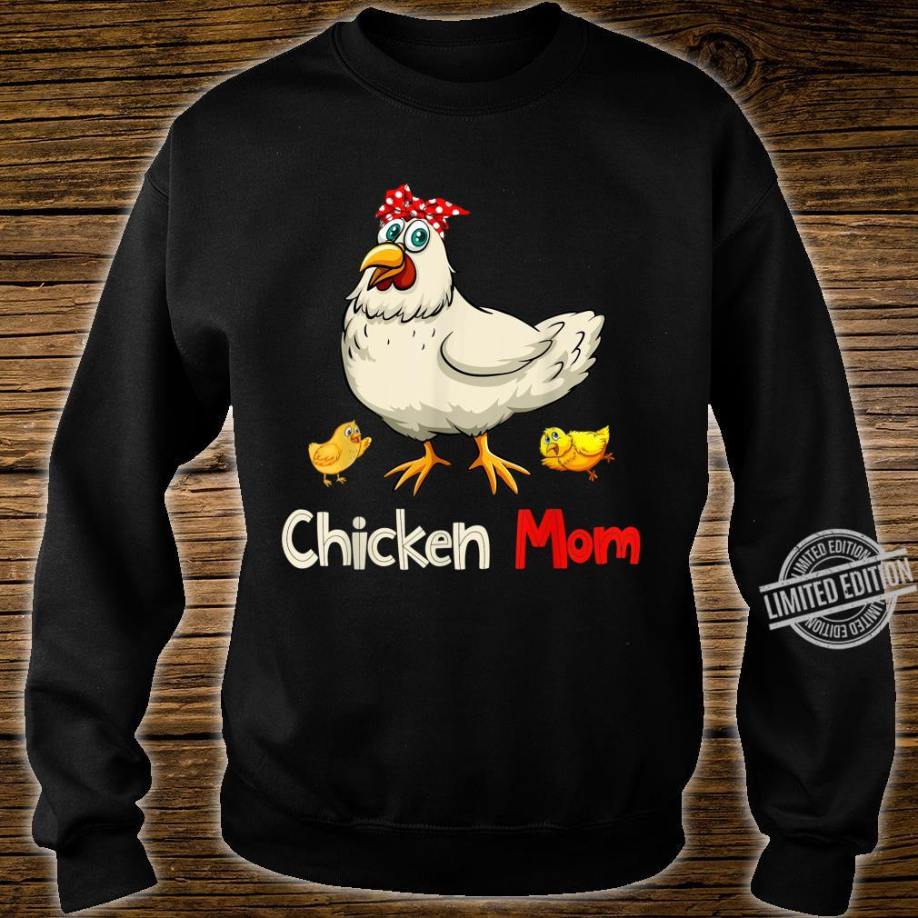 Chicken Chicken Mom Shirt sweater