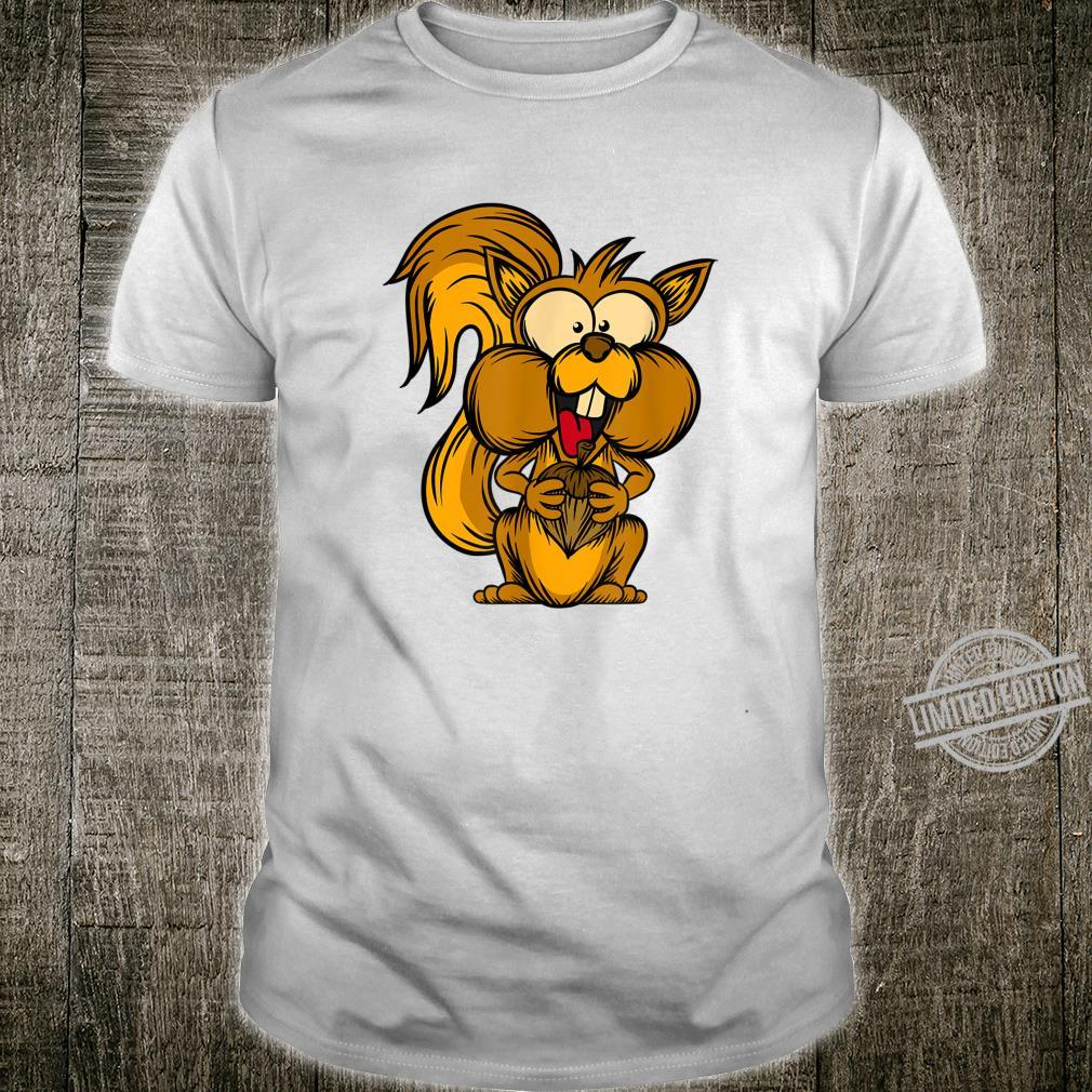 Chipmunk Forest Dweller Rodent Cute Squirrel Shirt