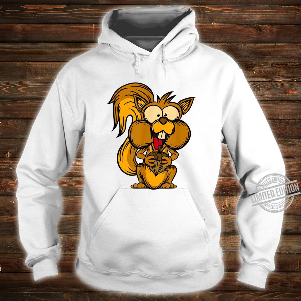 Chipmunk Forest Dweller Rodent Cute Squirrel Shirt hoodie