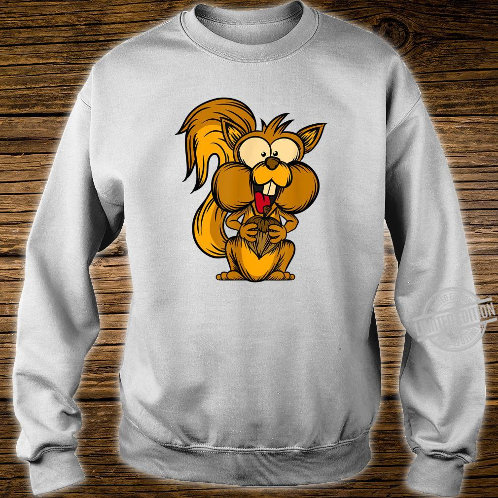 Chipmunk Forest Dweller Rodent Cute Squirrel Shirt sweater