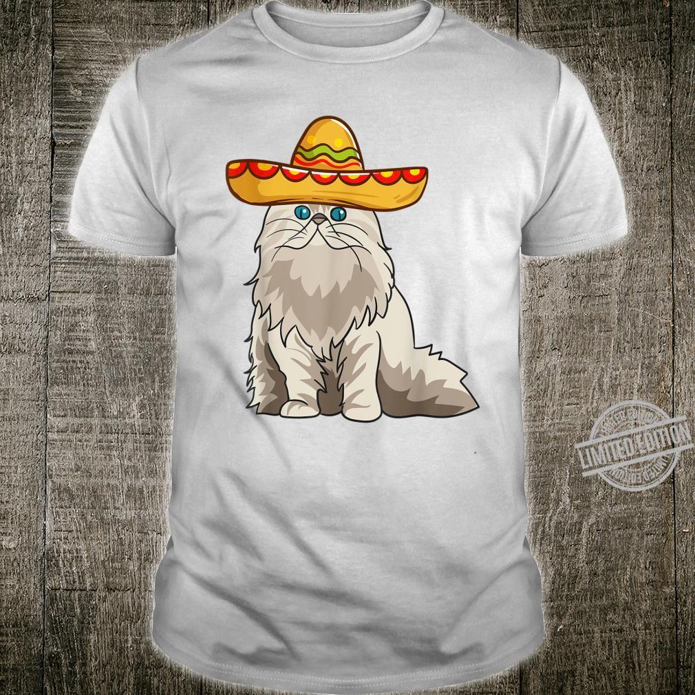 Cinco De Mayo 2020 Shirt Mexican Cat Shirt