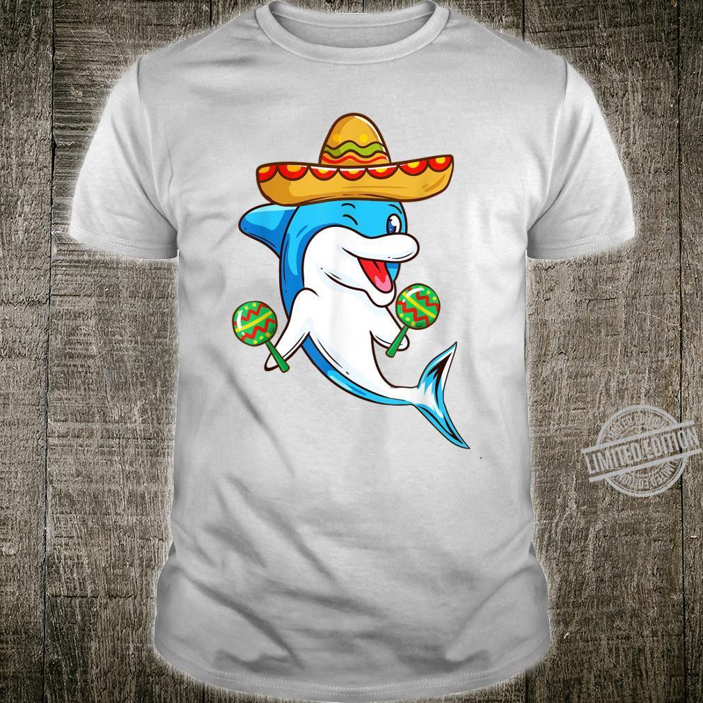 Cinco De Mayo 2020 Shirt Mexican Dolphin Shirt