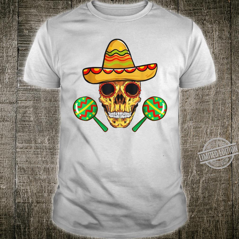 Cinco De Mayo 2020 Shirt Mexican Skull Shirt