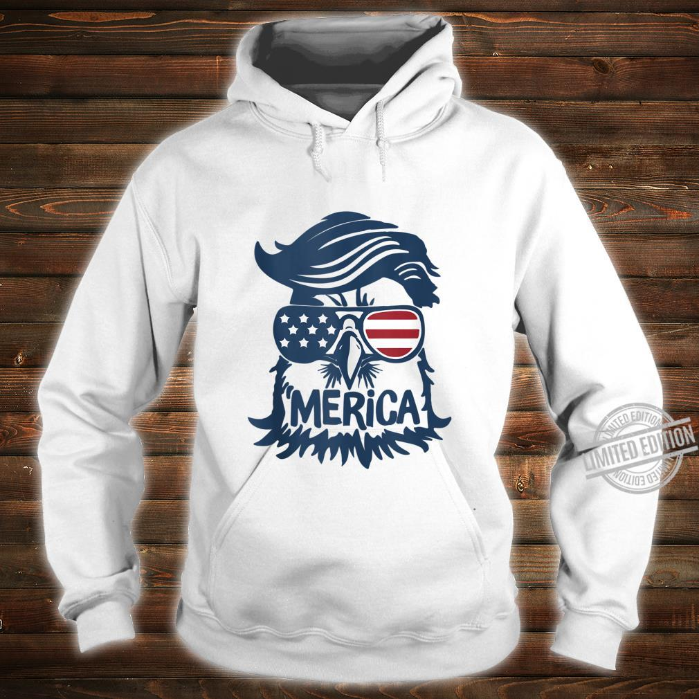 Cool American Flag Independence Eagle Shirt hoodie