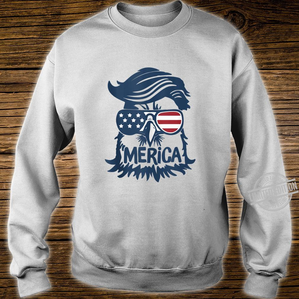 Cool American Flag Independence Eagle Shirt sweater