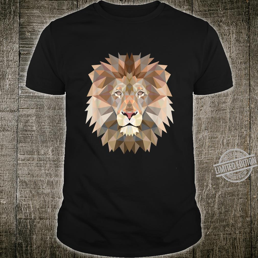 Cool lion design for big cats and predator fans Shirt