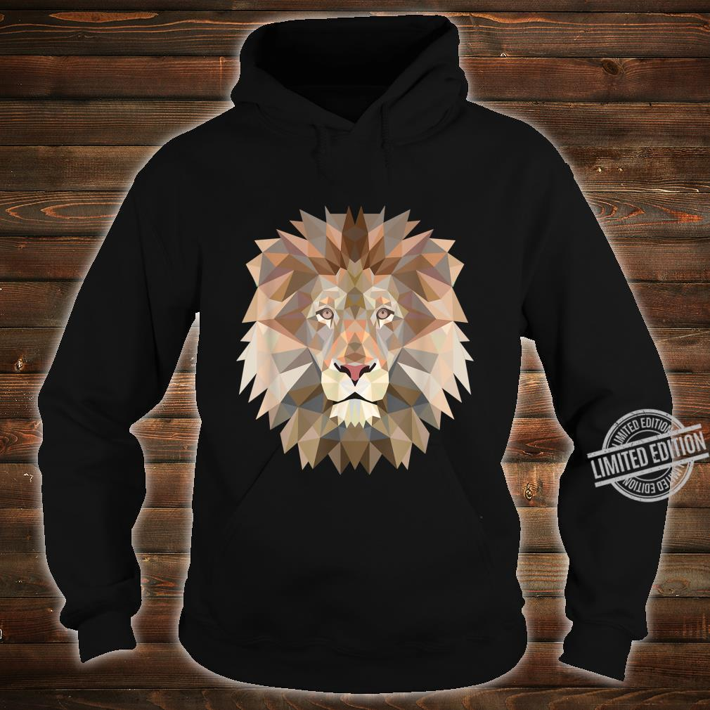 Cool lion design for big cats and predator fans Shirt hoodie