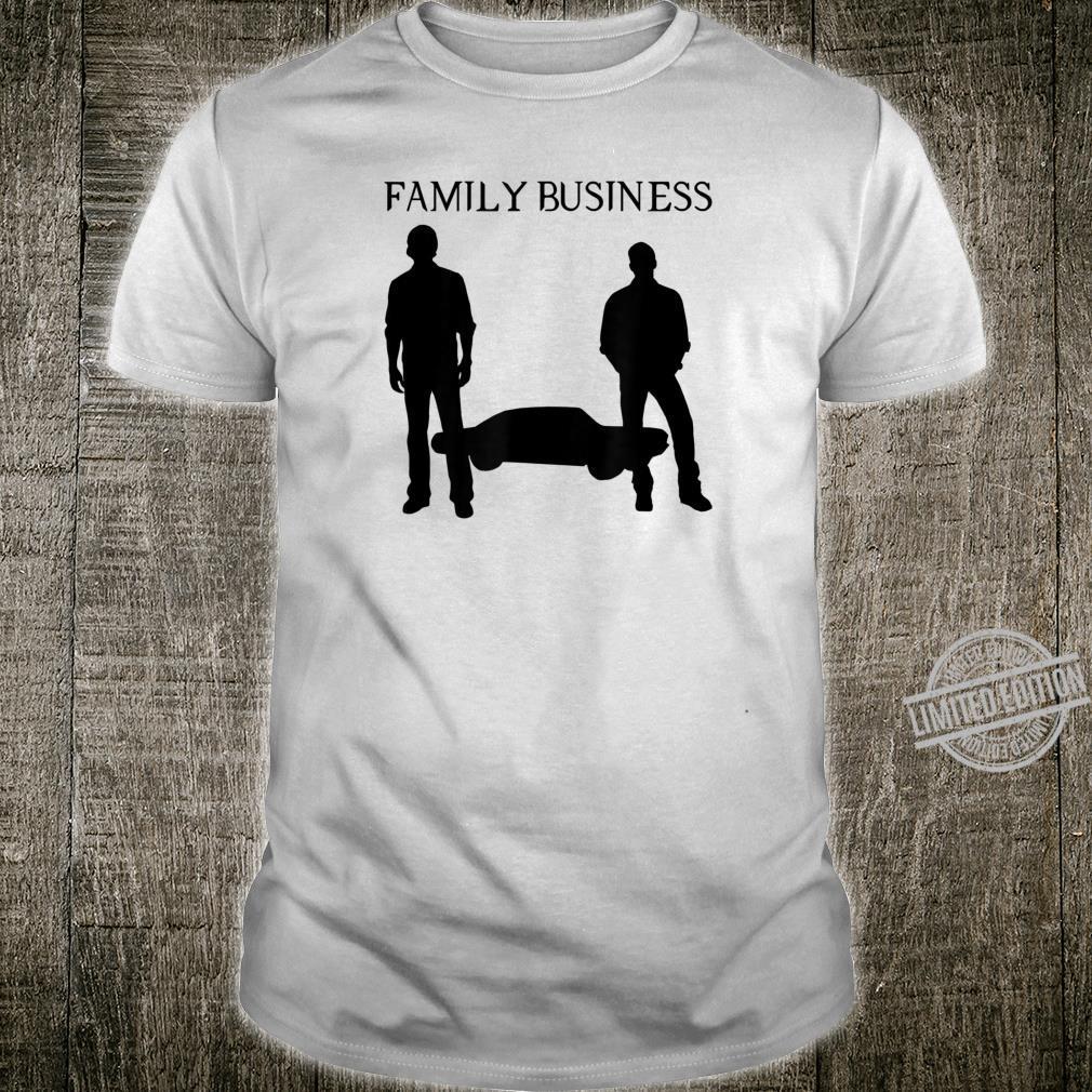 Cooles Family Business SPN Silhouetten Sam Dean Design Shirt