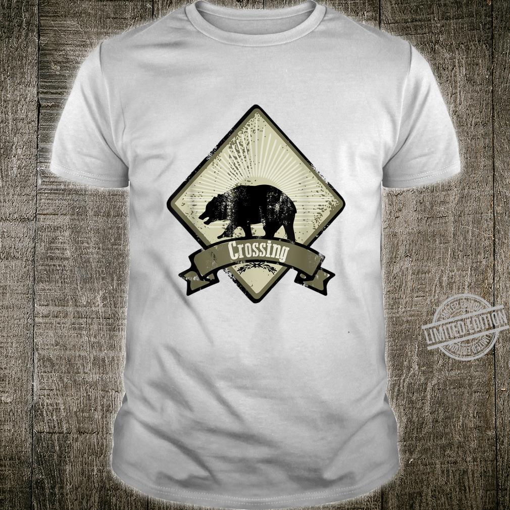 Crossing Design Shirt