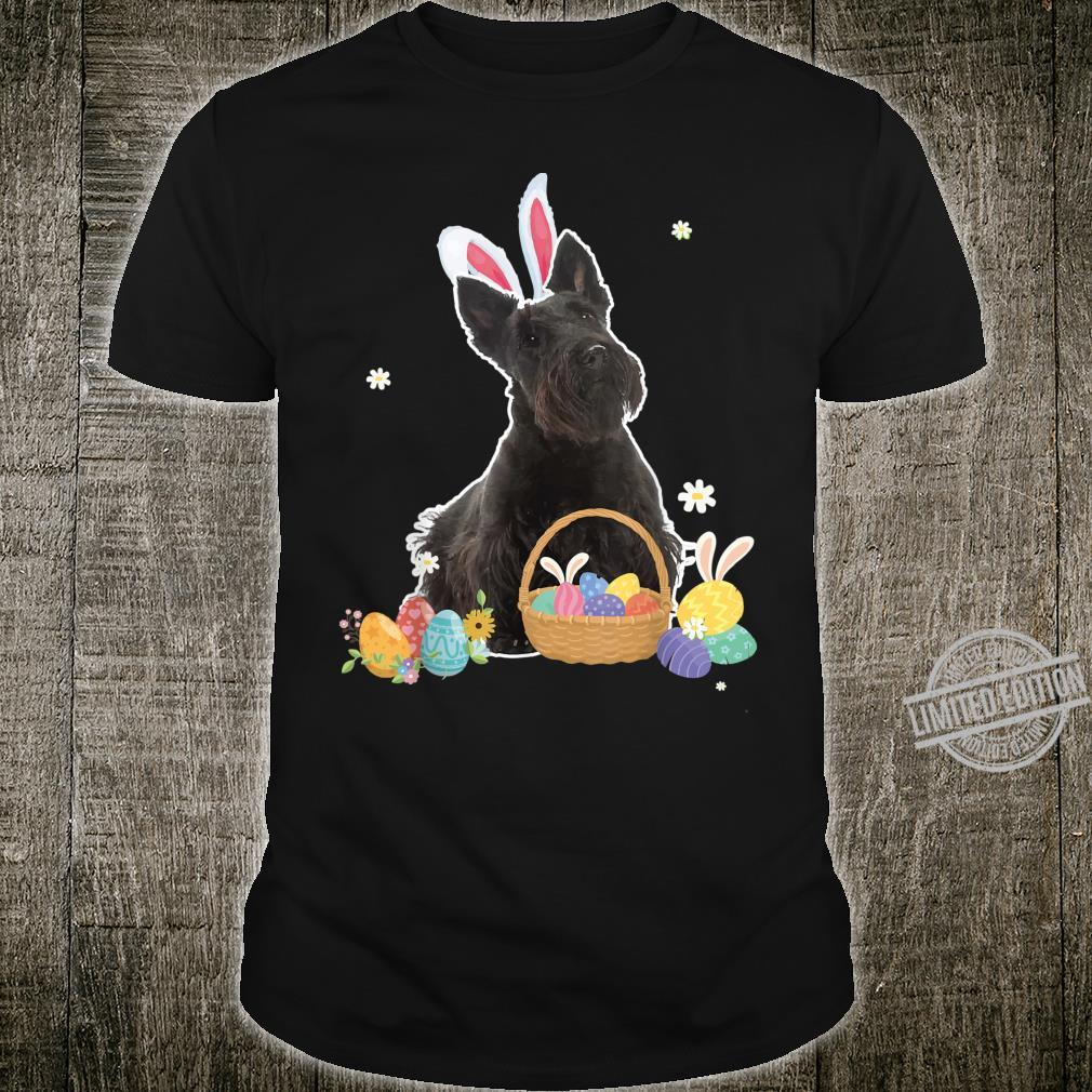 Cute Easter For Scottish Terriers Shirt
