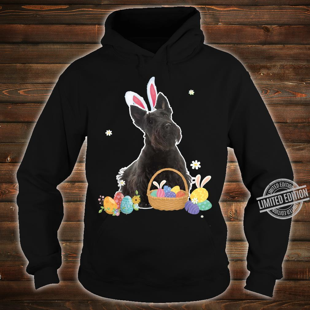 Cute Easter For Scottish Terriers Shirt hoodie