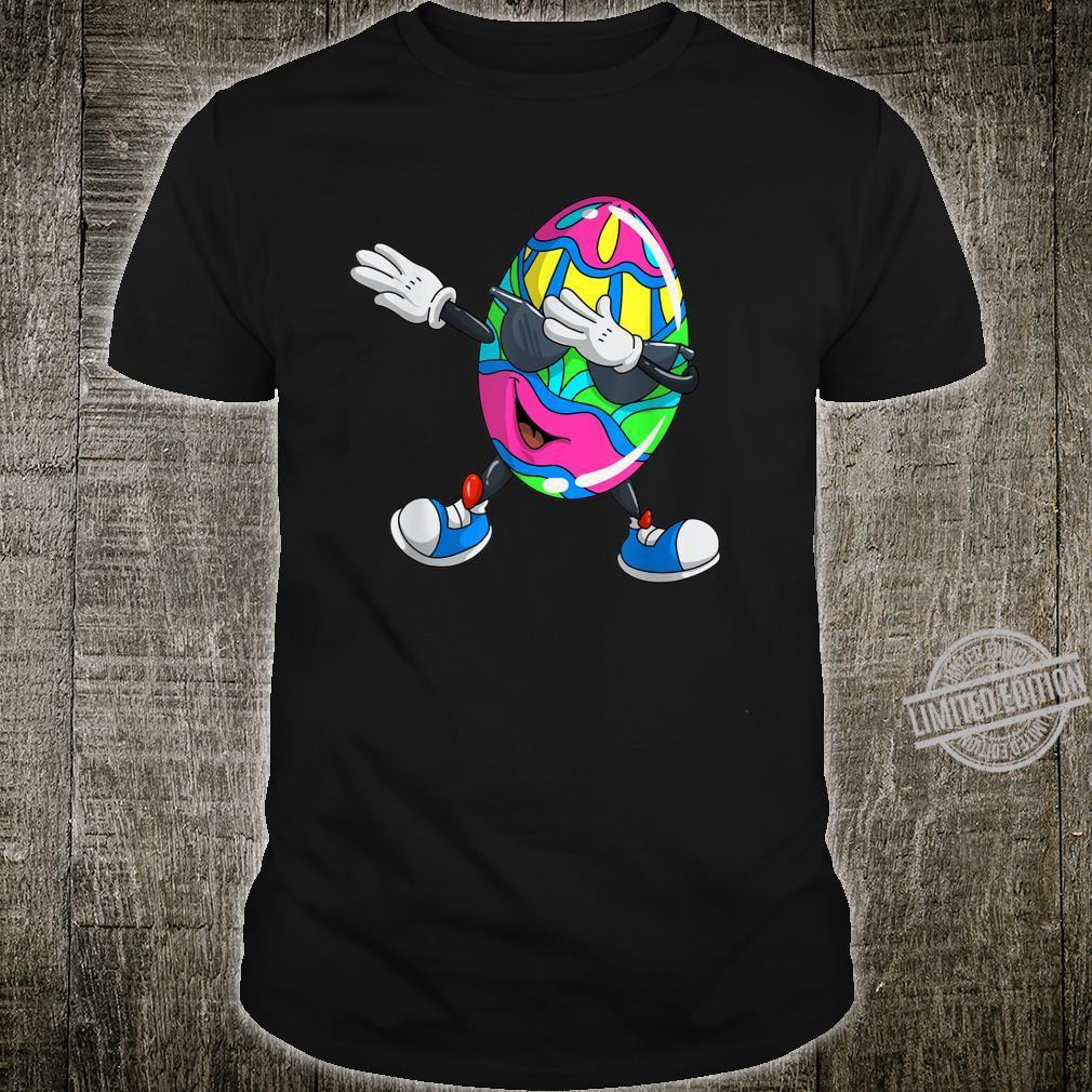 Dabbing Easter Egg Cute Eggspert Dabbers Shirt