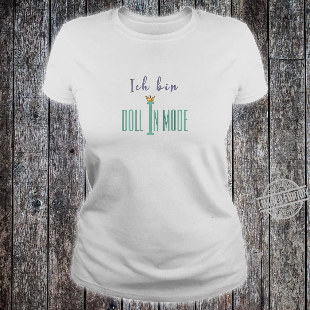 Damen Doll in Mode Shirt ladies tee