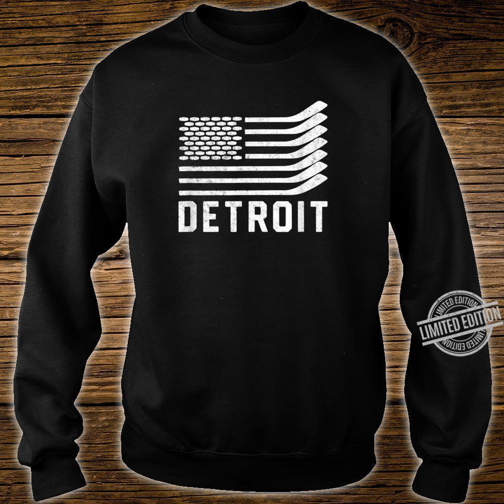 Detroit Hockey Is American Shirt sweater