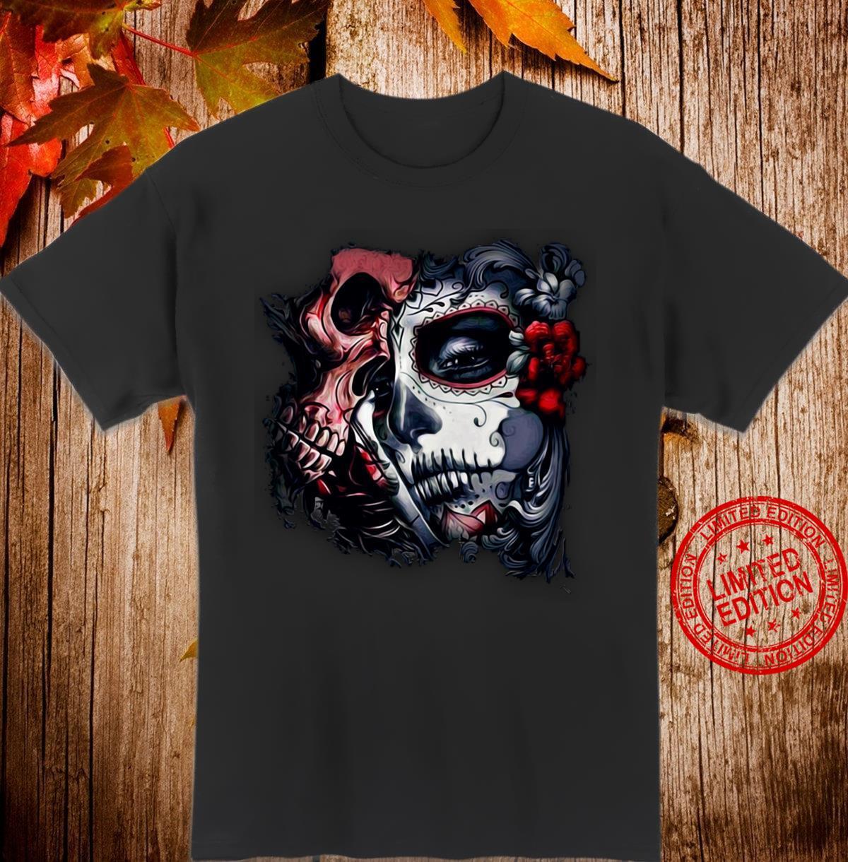 Dia De Los Muertos Love Shirt
