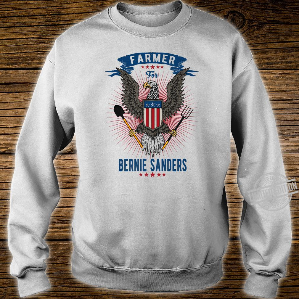 Farmer for Bernie Sanders Shirt sweater