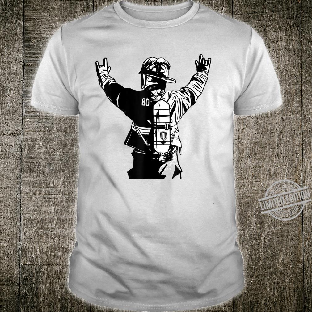 Firefighters Fire Brigade Shirt