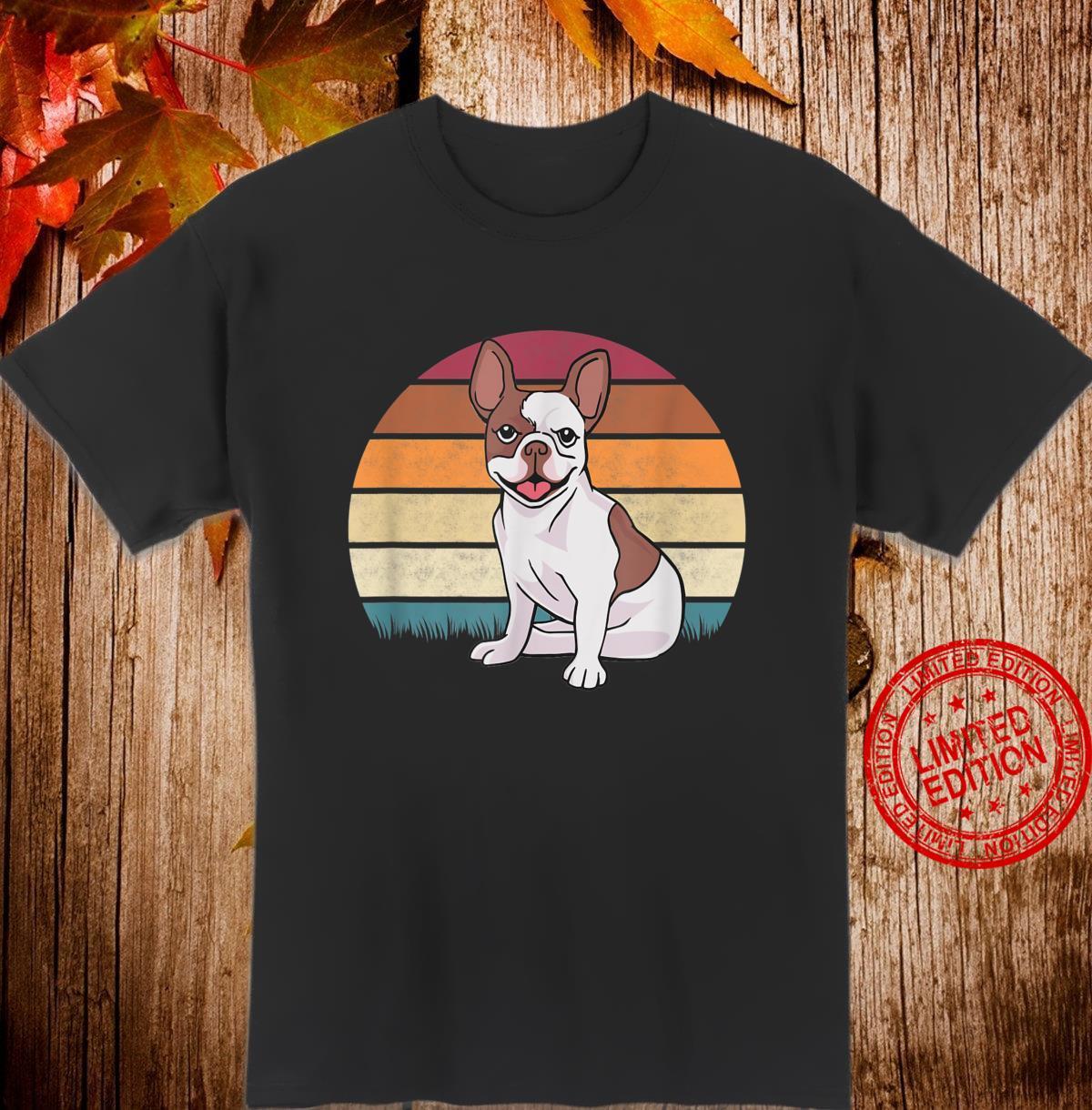 Französische Bulldogge Geschenkidee Shirt
