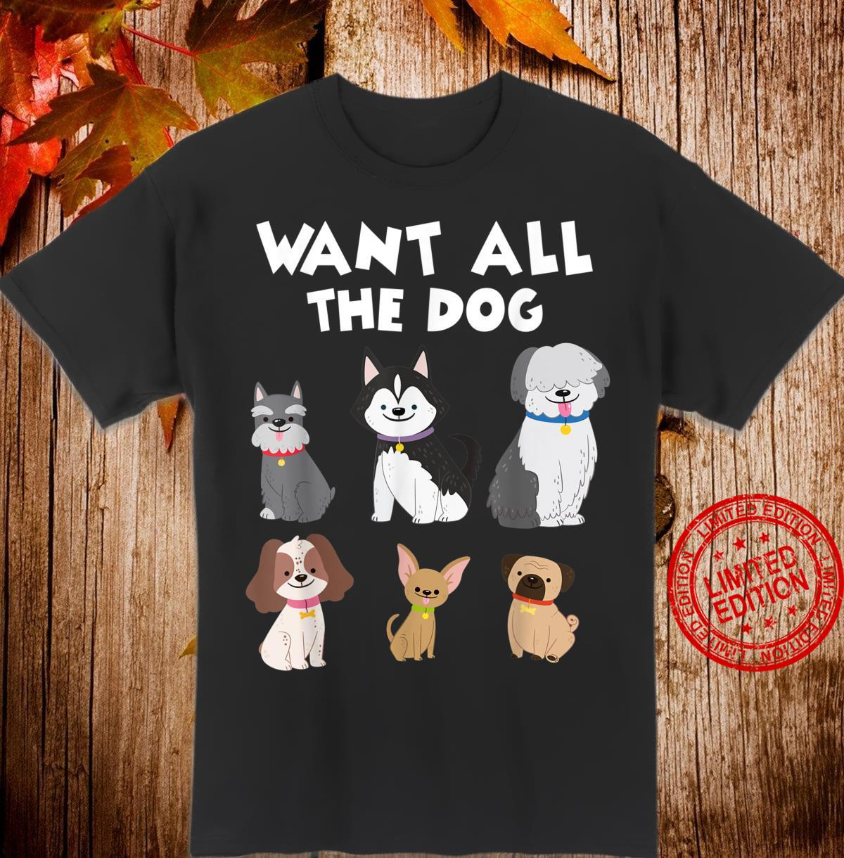 Funny Dog Quote Shirt
