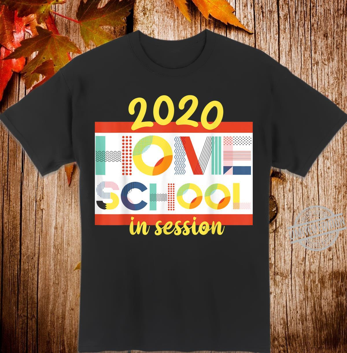 GGT 2020 Homeschool In Session Remote Learning Shirt