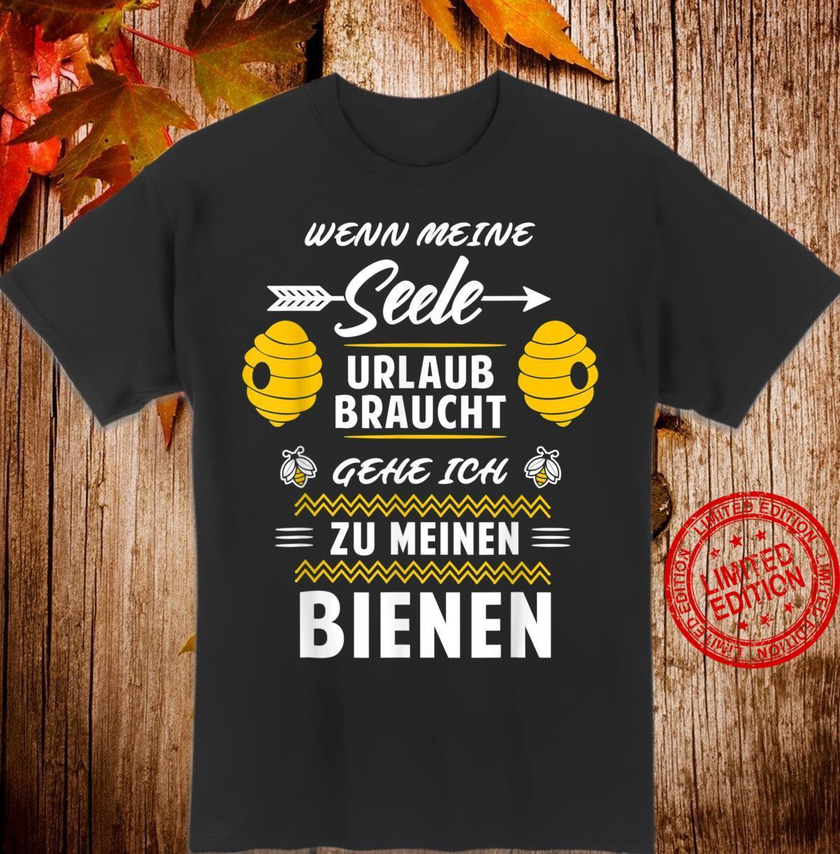 Geschenk Für Imker Biene Bienen Honig Geschenk Shirt