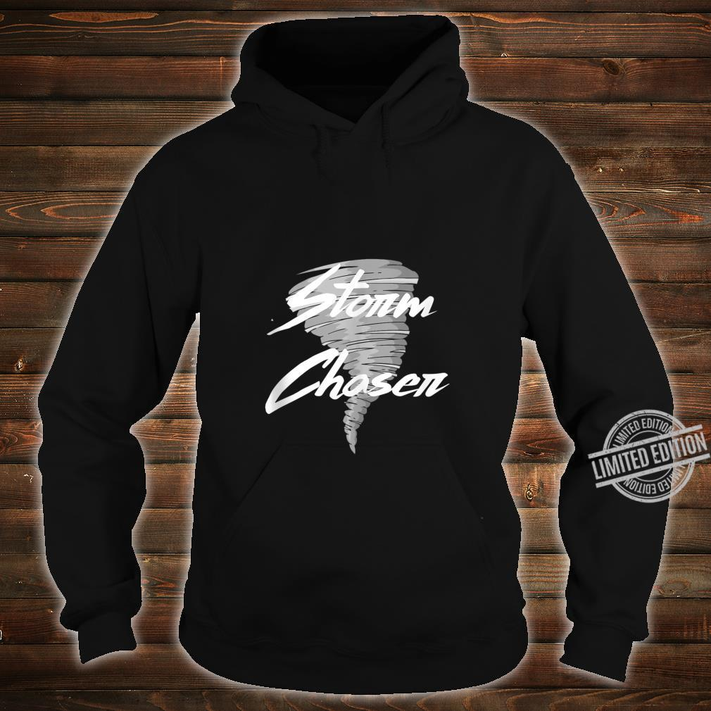 Gifts For Storm Chaser Weather Nerd Meterologist Tornado Shirt hoodie