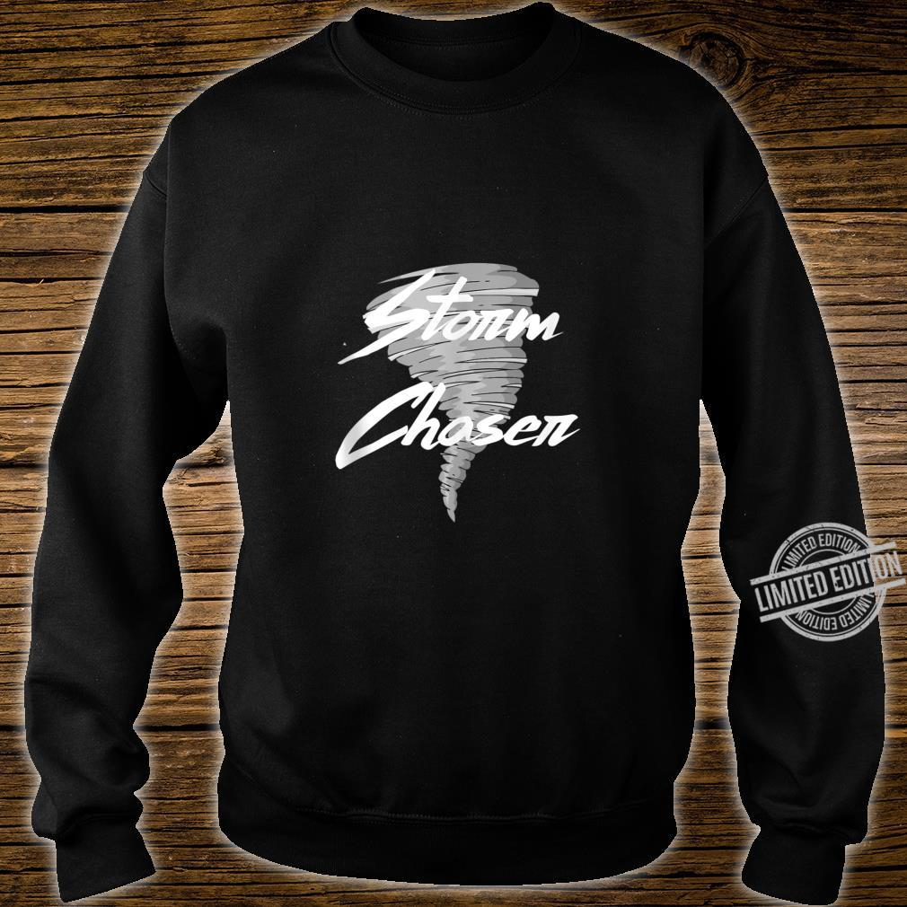 Gifts For Storm Chaser Weather Nerd Meterologist Tornado Shirt sweater