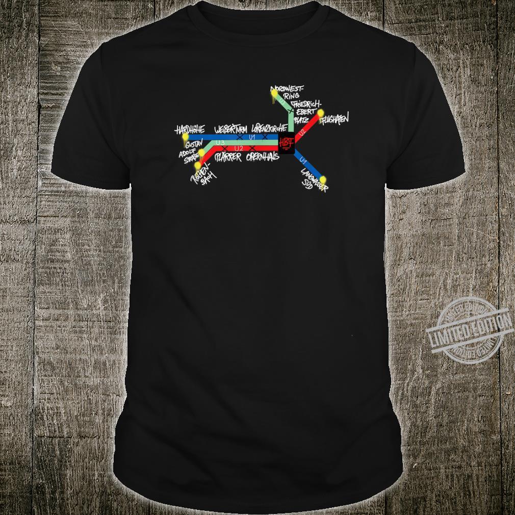 Graffiti Style Geburtstag Colos hiphop Kleidung Geschenk Shirt