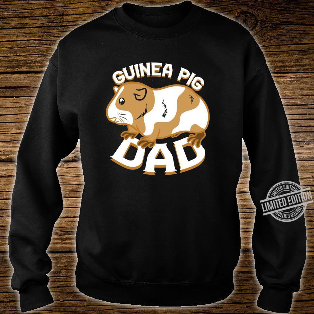 Guinea Pig Dad Pet Shirt sweater