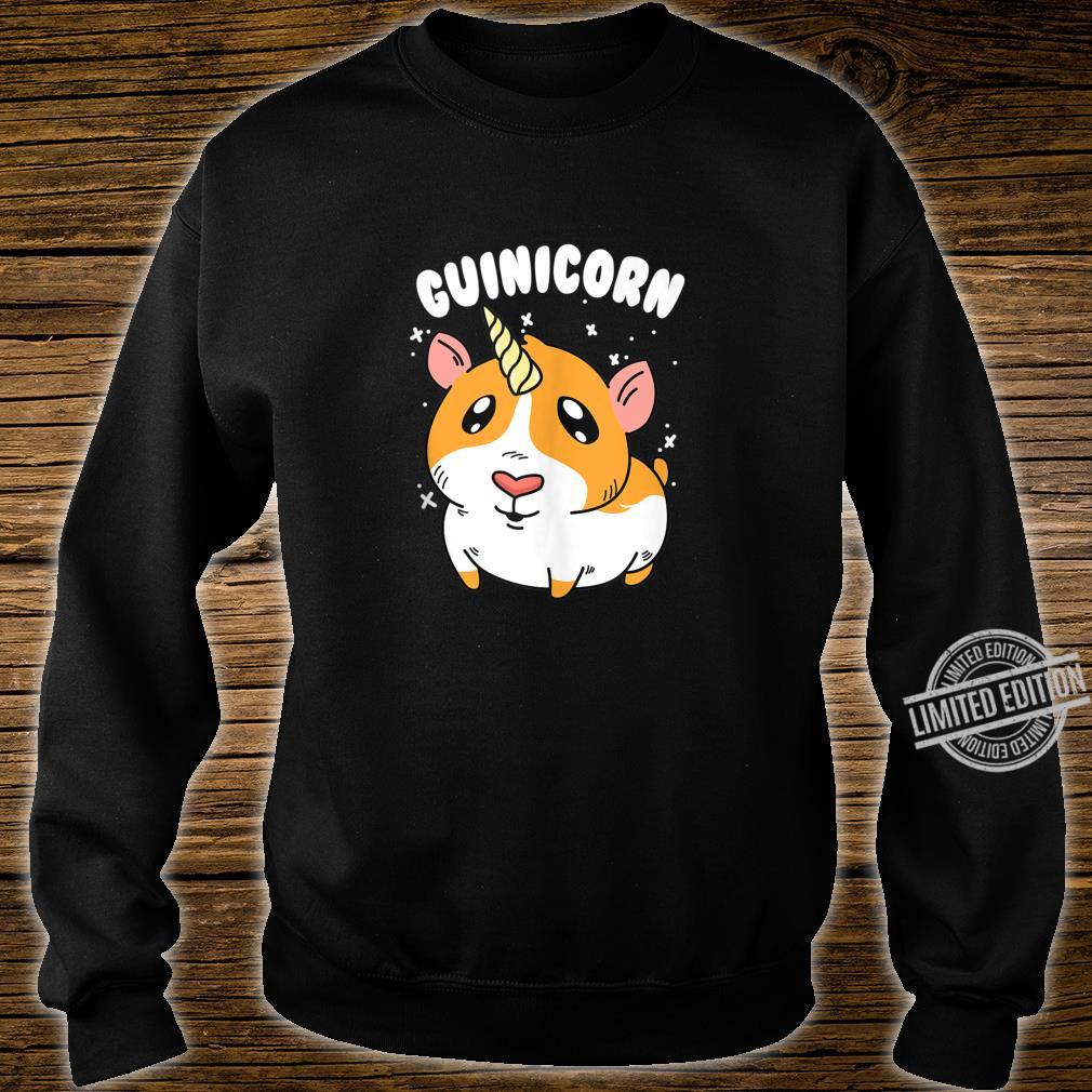 Guinea Pig Guinicorn Unicorn Animal Owner Shirt sweater