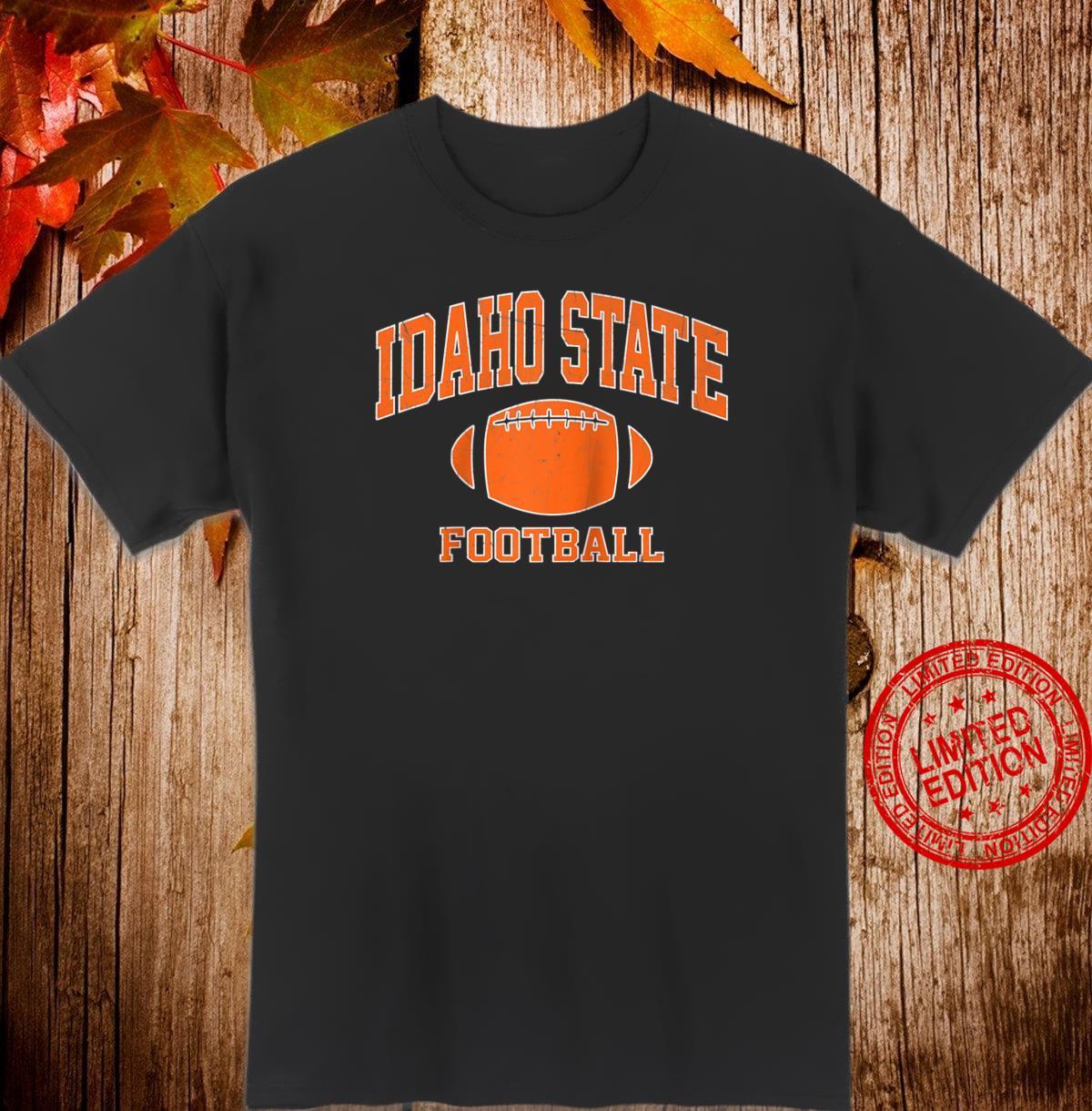 Idaho State Football ID vintage Varsity style Shirt